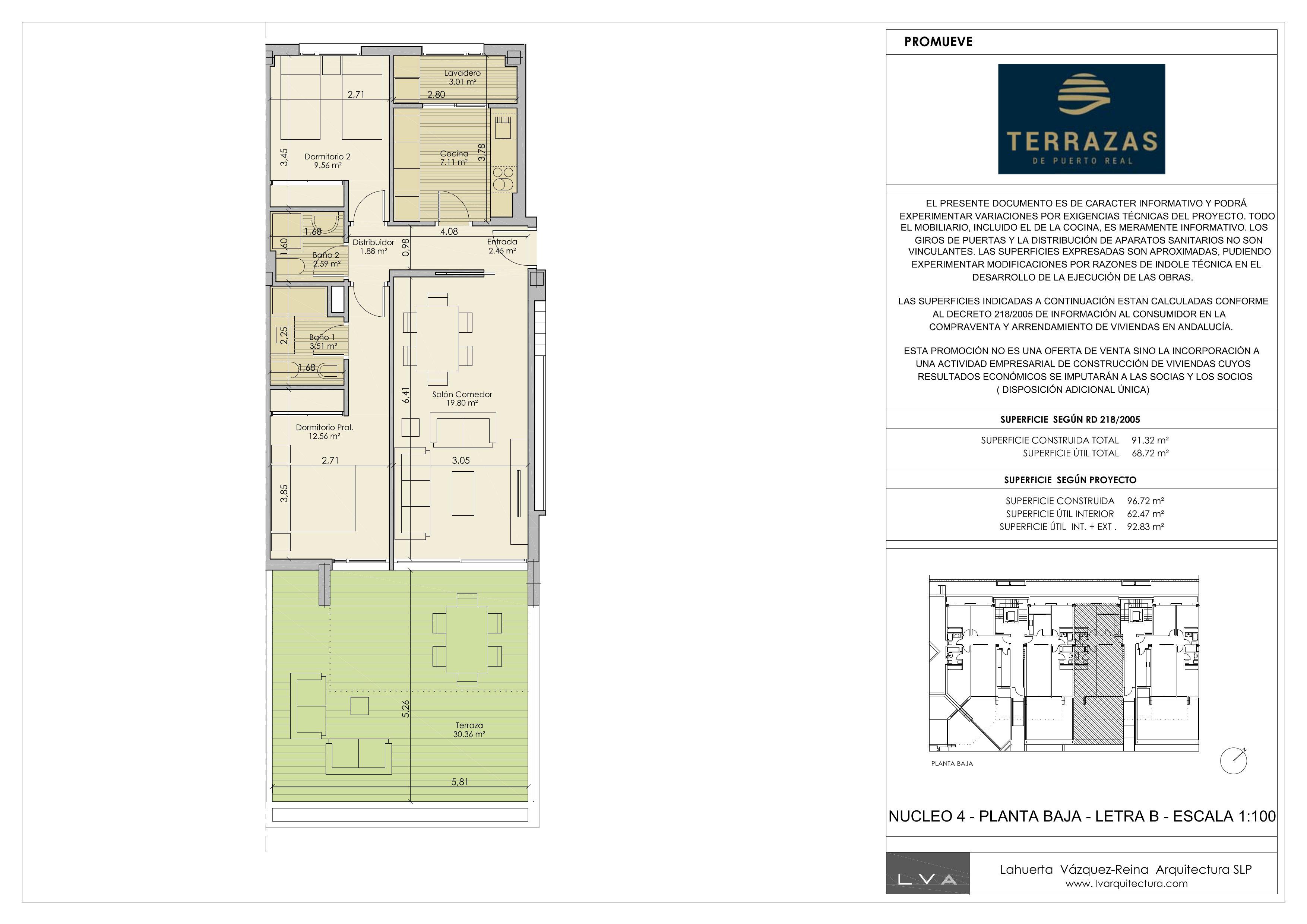 promoción pisos en puerto real