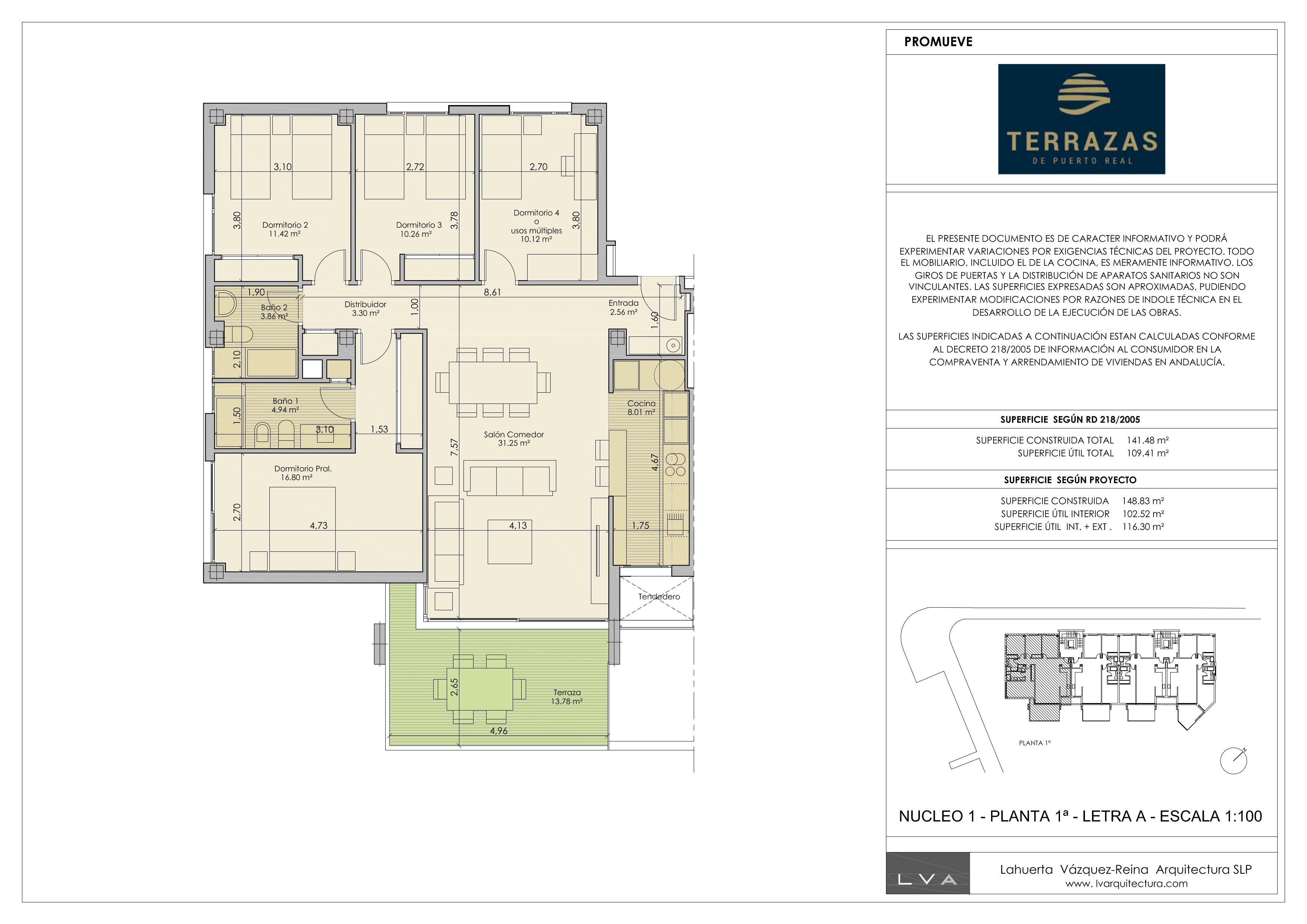 promociones pisos en puerto real